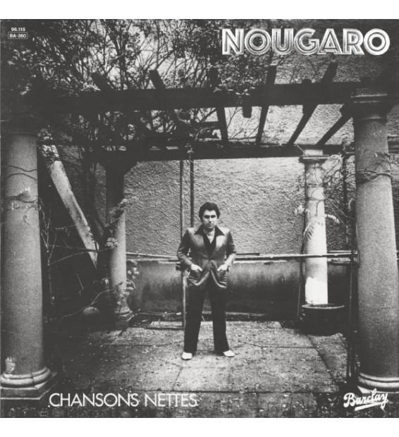 Nougaro* - Chansons Nettes (LP, Album) mesvinyles.fr
