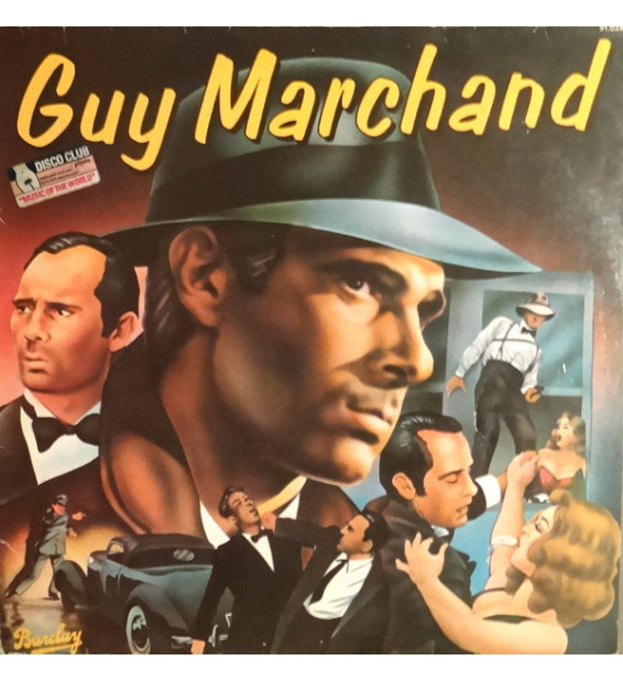 Guy Marchand - Guy Marchand (LP, Album)