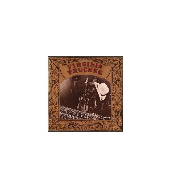 Virginia Truckee - Virginia Truckee (LP) mesvinyles.fr