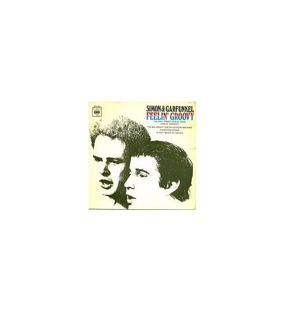 "Simon & Garfunkel - Feelin' Groovy (7"", EP) mesvinyles.fr"