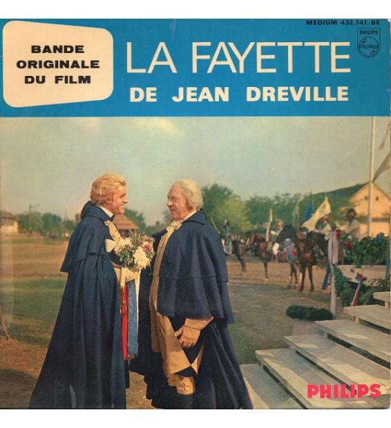 """Steve Laurent Et Pierre Duclos - La Fayette (7"""", EP) mesvinyles.fr"""