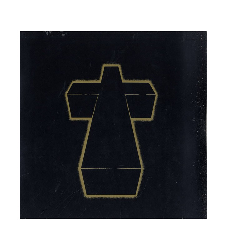Justice (3) - † (2xLP, Album, Gat) mesvinyles.fr