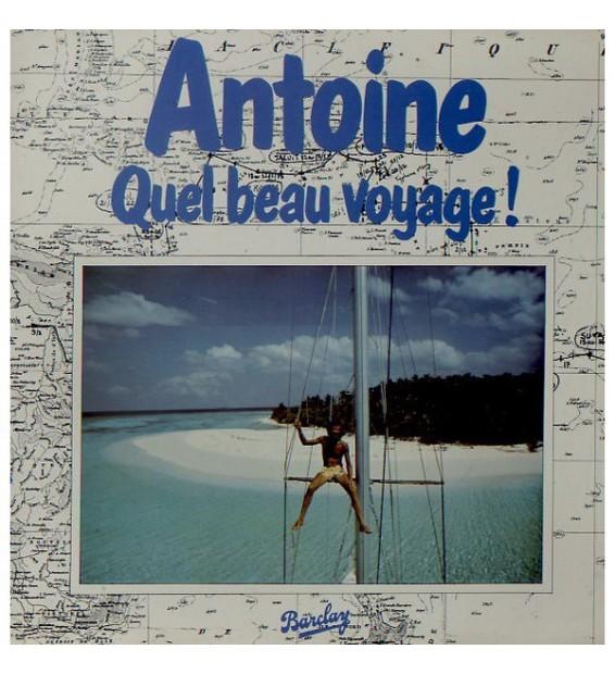 Antoine (2) - Quel Beau Voyage! (LP, Album, Gat) mesvinyles.fr