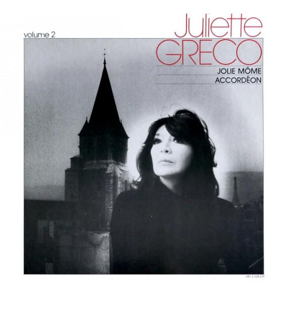 Juliette Gréco - Volume 2 (LP, Comp) mesvinyles.fr