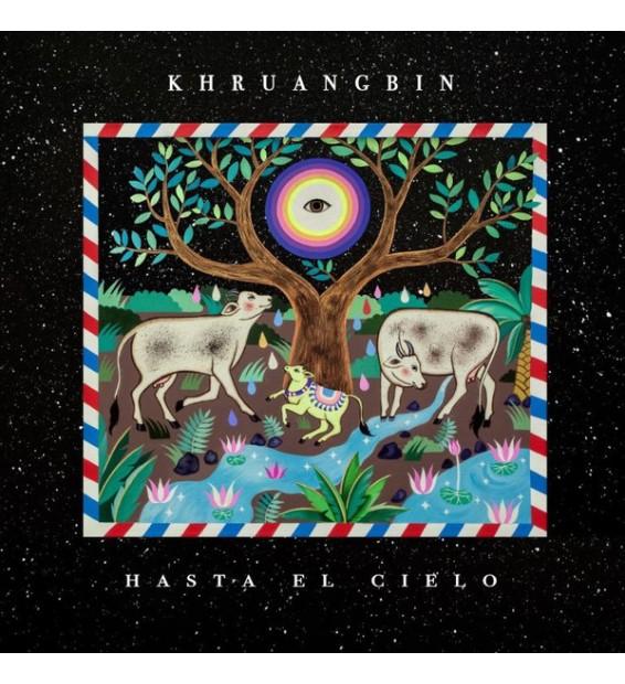 "Khruangbin - Hasta El Cielo (LP, Album + 7"", Single) mesvinyles.fr"