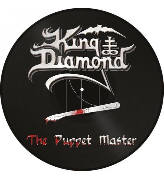 King Diamond - The Puppet Master (2xLP, Album, Ltd, Pic, RE, 180) mesvinyles.fr