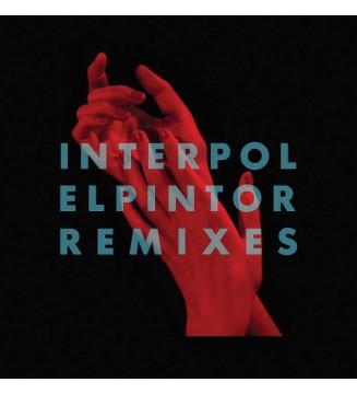 Interpol - El Pintor - Remixes - Disquaire Day 2016 mesvinyles.fr