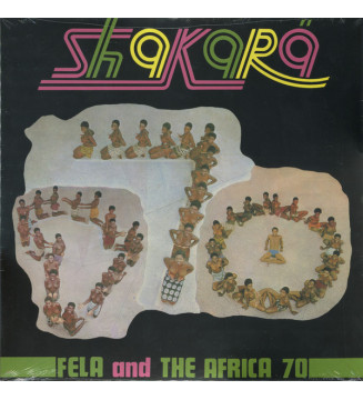 Fela Ransome-Kuti* And The Africa '70* - Shakara (LP, Album, RE, 180) mesvinyles.fr