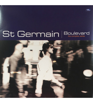 "St Germain - Boulevard (The Complete Series) (2x12"", Album, RE) mesvinyles.fr"