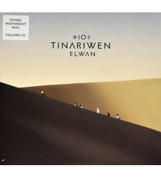 Tinariwen - Elwan (LP + LP, S/Sided, Etch + CD + Album) mesvinyles.fr