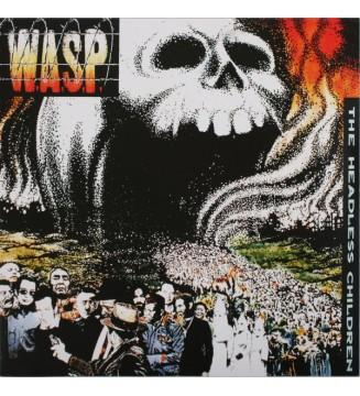 W.A.S.P. - The Headless Children (LP, Album, RE, Mag) mesvinyles.fr