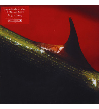 Nusrat Fateh Ali Khan & Michael Brook - Night Song (LP) mesvinyles.fr