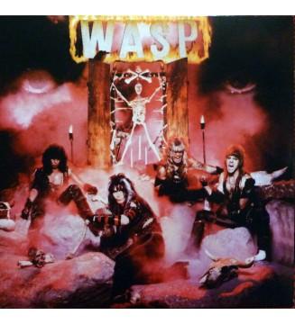 W.A.S.P. - W.A.S.P. (LP, Album, RE, S/Edition, Mag) mesvinyles.fr