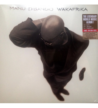 Manu Dibango - Wakafrika (2xLP, Album, RE, 180) mesvinyles.fr