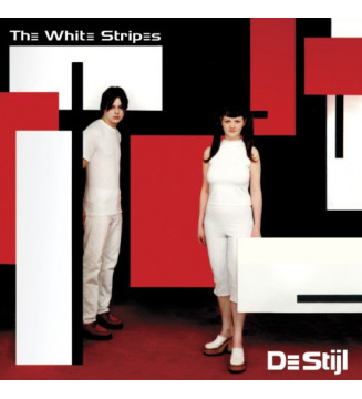 The White Stripes - De Stijl (LP, Album, RE, RM) mesvinyles.fr