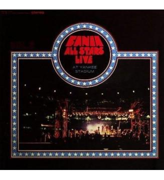 Fania All Stars - Live At Yankee Stadium (Vol. 2) (LP, Album, RE, RM, 180) mesvinyles.fr