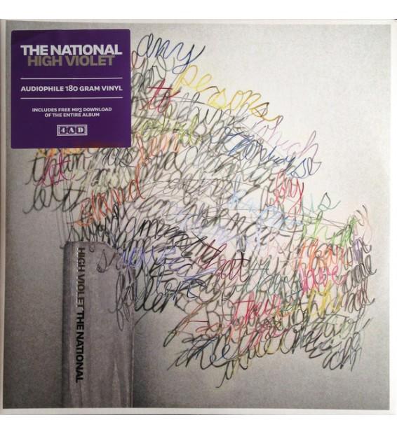 The National - High Violet (2xLP, Album, 180) mesvinyles.fr