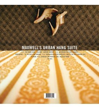 Maxwell - Maxwell's Urban Hang Suite (2xLP, Album, Ltd, RE, Met)
