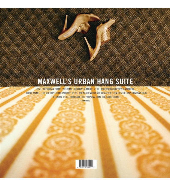 Maxwell - Maxwell's Urban Hang Suite (2xLP, Album, Ltd, RE, Met)