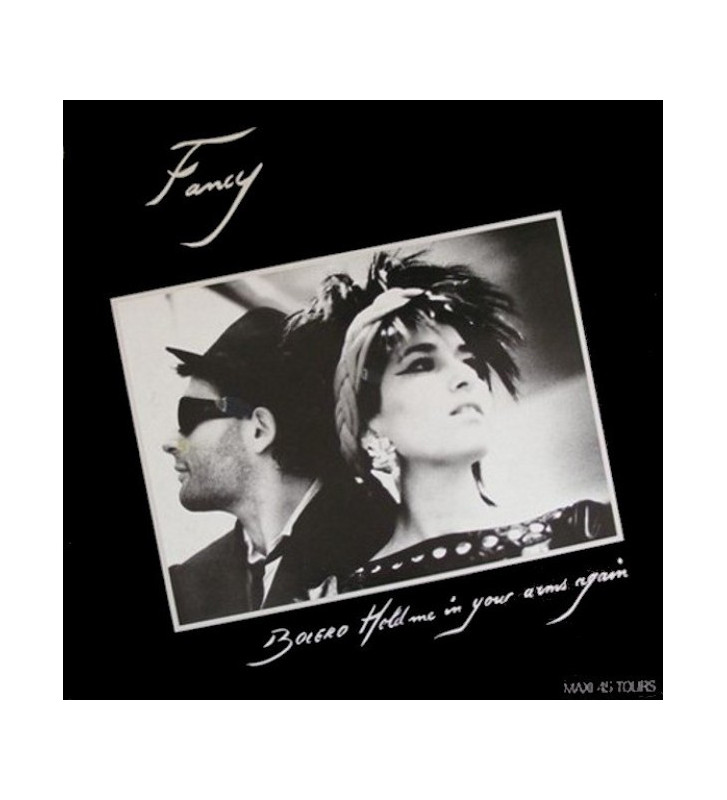"Fancy - Bolero (Hold Me In Your Arms Again) (12"", Maxi) mesvinyles.fr"