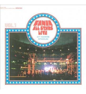 Fania All Stars - Live At Yankee Stadium (Vol. 1) (LP, Album, RM, 180) mesvinyles.fr