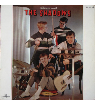 "The Shadows - Dance With The Shadows (10"", Album, Mono) mesvinyles.fr"