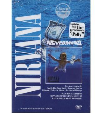 Nirvana - Nevermind (DVD, PAL, Dol) mesvinyles.fr