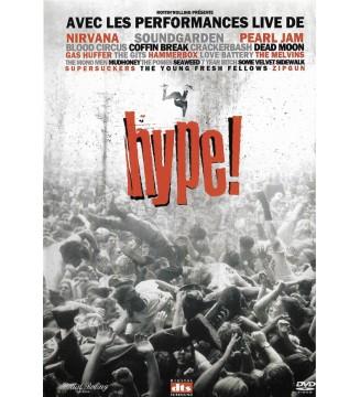 Doug Pray - Hype!  (DVD, Dol) mesvinyles.fr