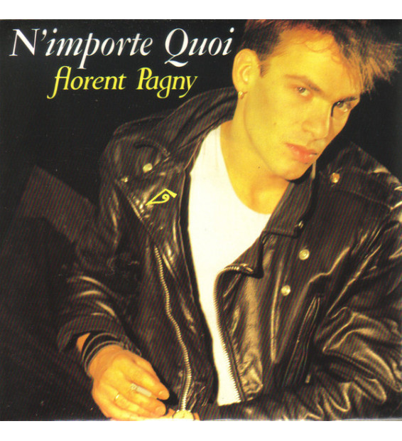 "Florent Pagny - N'importe Quoi (7"", Single)"