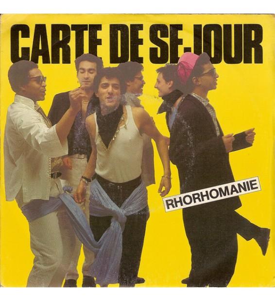 "Carte De Séjour - Rhorhomanie (7"", Single) mesvinyles.fr"