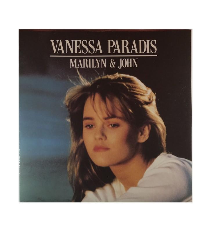 "Vanessa Paradis - Marilyn & John (7"", Single) mesvinyles.fr"