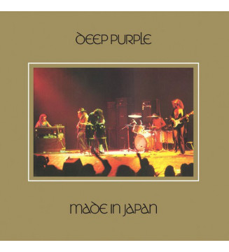 Deep Purple - Made In Japan (2xLP, Album, RE, RM, 180) mesvinyles.fr