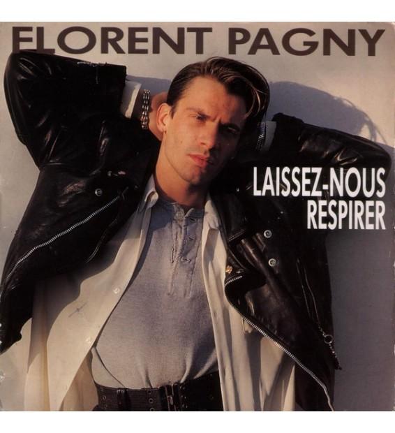 "Florent Pagny - Laissez-Nous Respirer (7"") mesvinyles.fr"