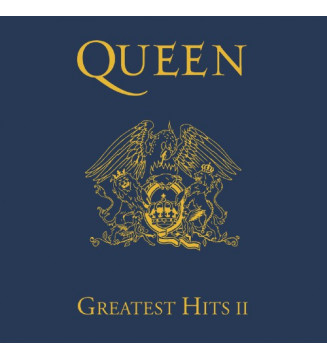 Queen - Greatest Hits II (2xLP, Album, Comp, RE, RM, Gat) mesvinyles.fr