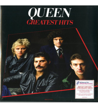 Queen - Greatest Hits (2xLP, Album, Comp, RM)