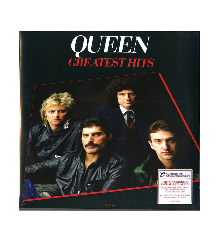 Queen - Greatest Hits (2xLP, Album, Comp, RM) mesvinyles.fr