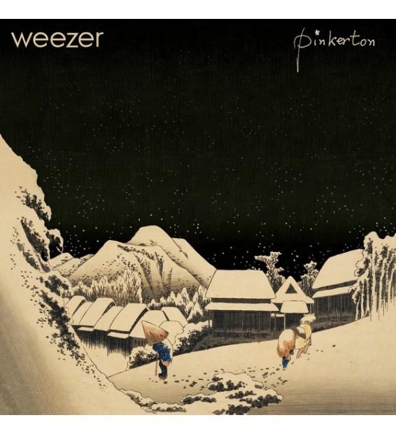 Weezer - Pinkerton (LP, Album, RE) mesvinyles.fr