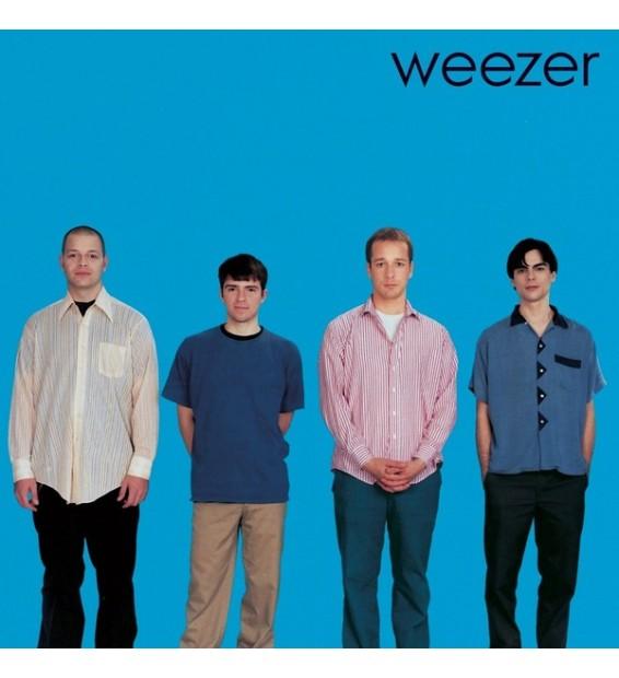 Weezer - Weezer (LP, Album, RM, RP)