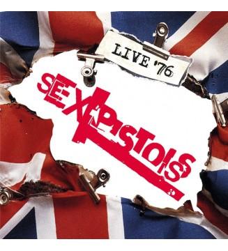 Sex Pistols - Live '76 (4xLP + Box, Comp) mesvinyles.fr