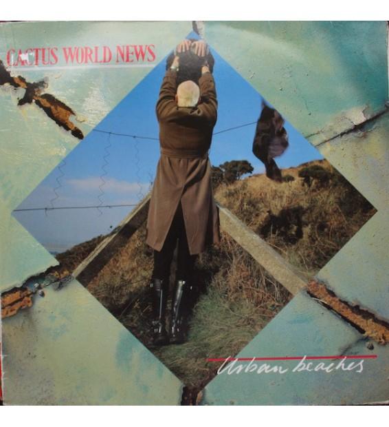 Cactus World News - Urban Beaches (LP, Album) mesvinyles.fr