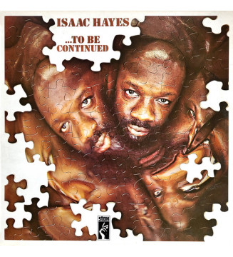 Isaac Hayes - ...To Be Continued (LP, Album, RE) mesvinyles.fr