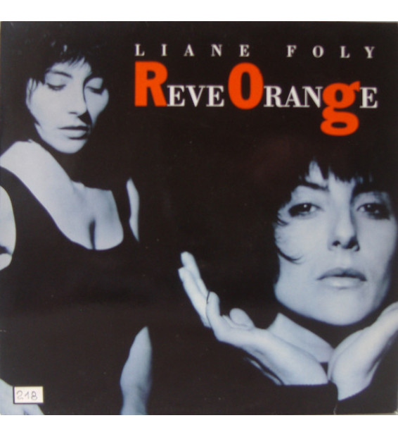 Liane Foly - Reve Orange (LP, Album) mesvinyles.fr