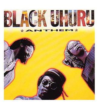 Black Uhuru - Anthem (LP, Album) mesvinyles.fr