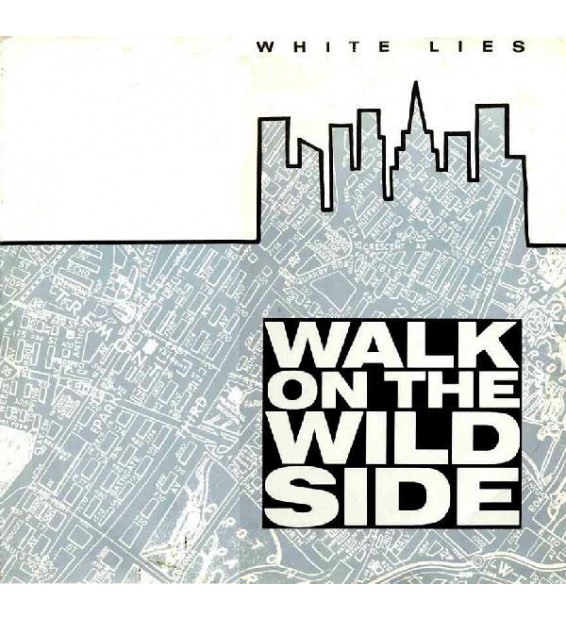 "White Lies - Walk On The Wild Side (12"", Maxi) mesvinyles.fr"