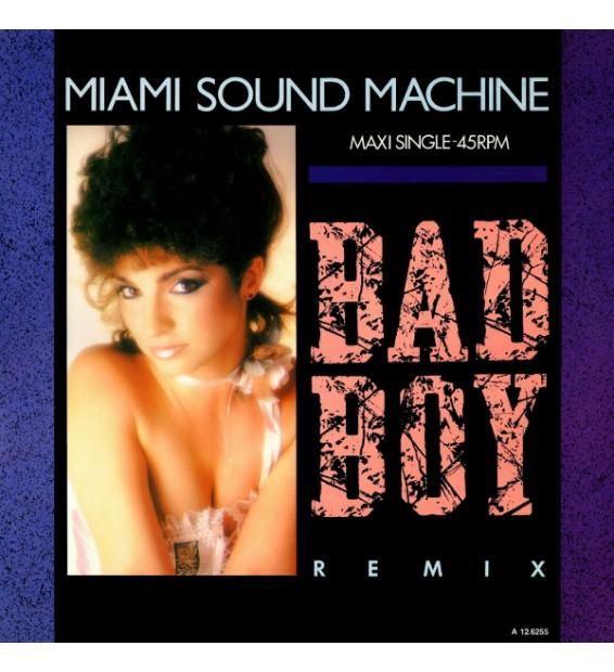 """Miami Sound Machine - Bad Boy (Remix) (12"""", Maxi) mesvinyles.fr"""