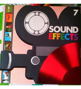 No Artist - Sound Effects N° 7 (LP) mesvinyles.fr