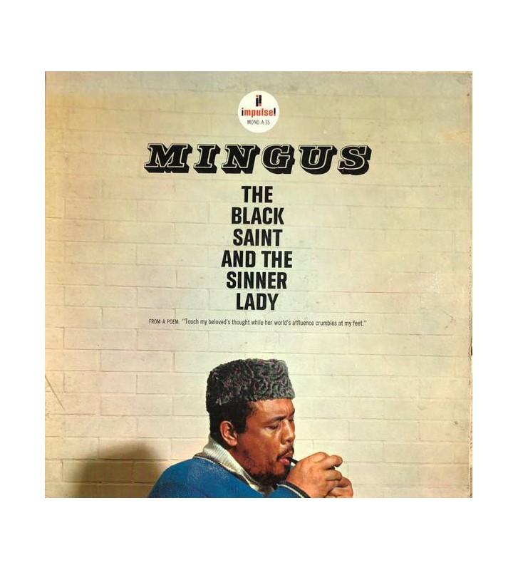 Mingus* - The Black Saint And The Sinner Lady (LP, Album, RE, Gat) mesvinyles.fr