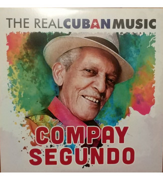 Compay Segundo - The Real Cuban Music (2xLP, Comp) mesvinyles.fr