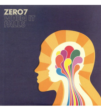 Zero 7 - When It Falls (2xLP, Album, RM, RP, 180) mesvinyles.fr