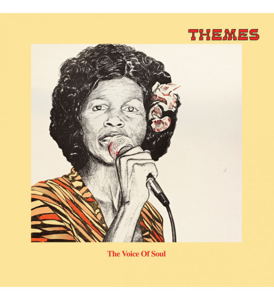 Alan Parker / Madeline Bell - The Voice Of Soul (LP, Album, Ltd, RE, RM, 180) mesvinyles.fr
